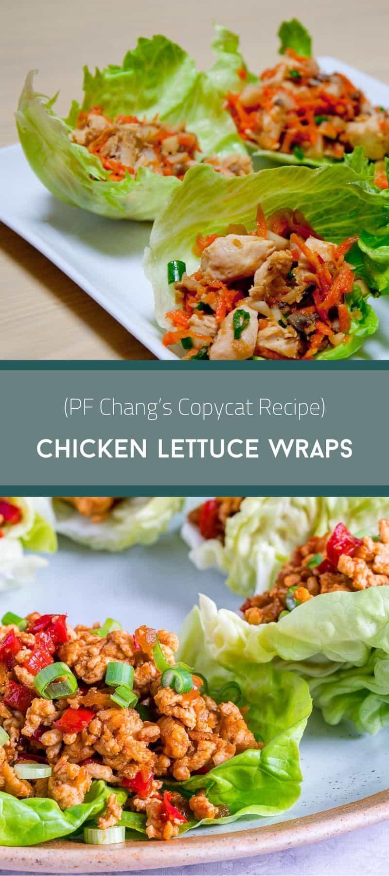 Chicken Lettuce Wraps 3