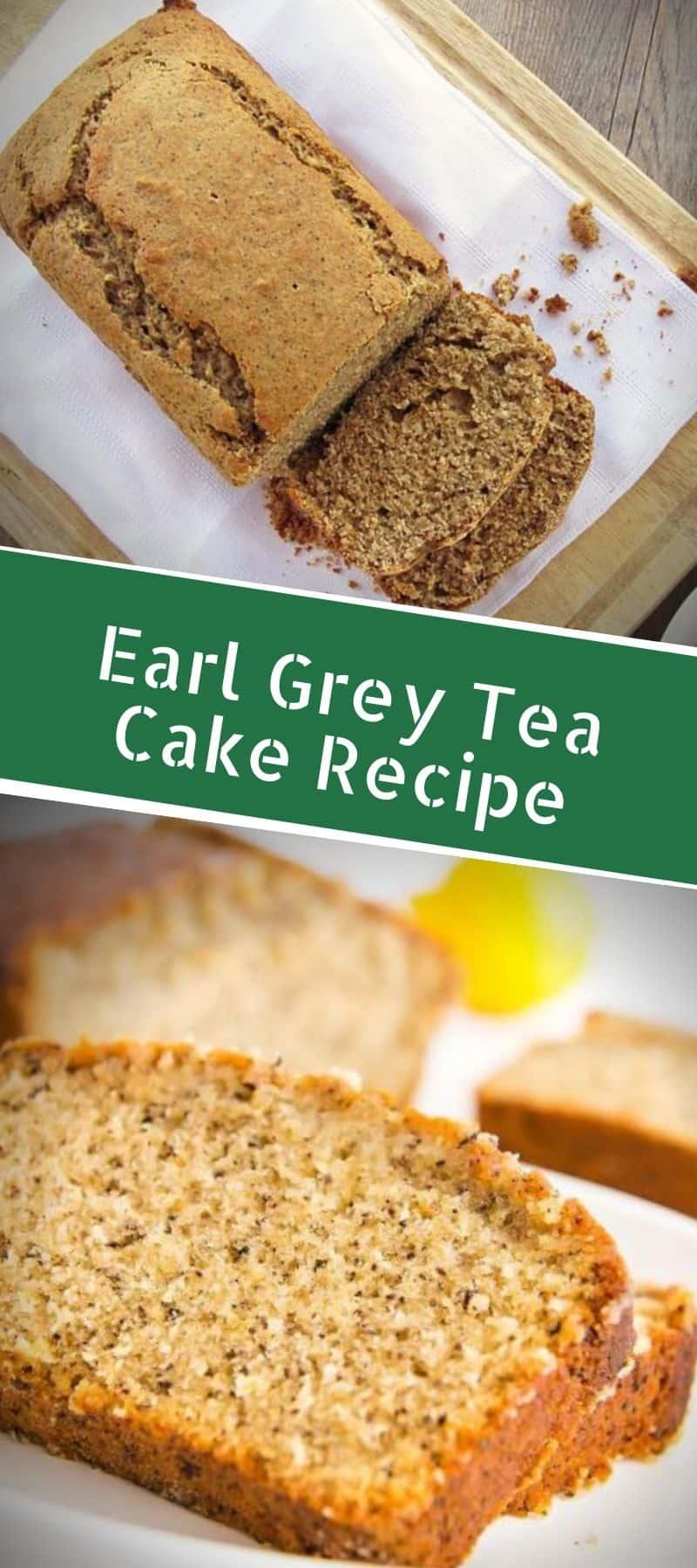 Earl Grey Tea Cake Recipe 3