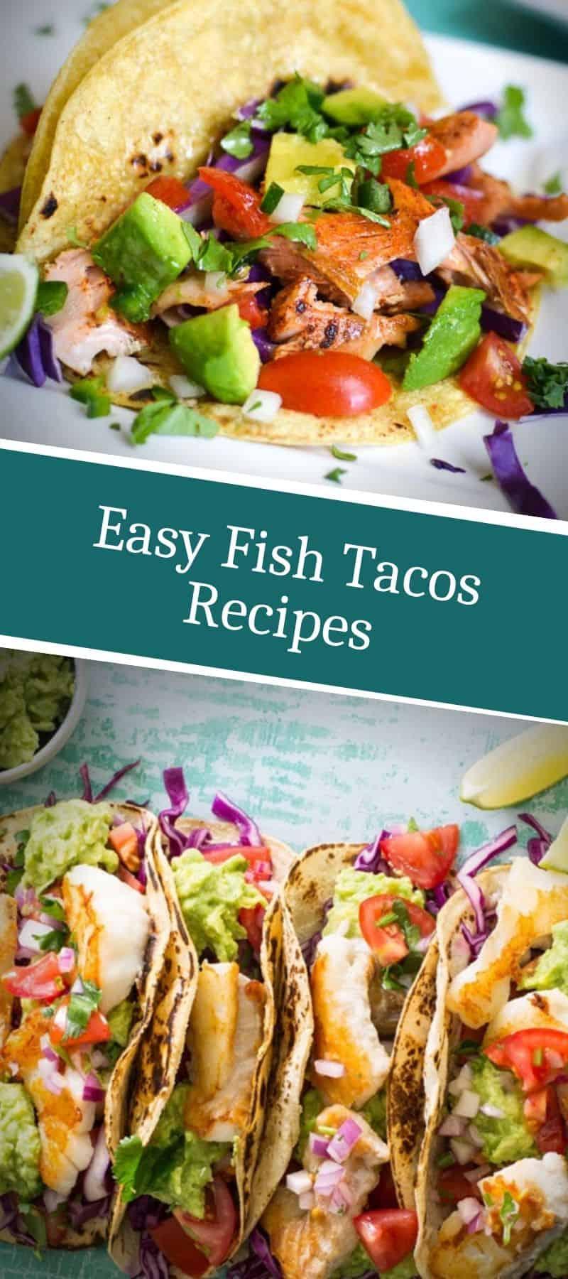 Easy Fish Tacos Recipes 3