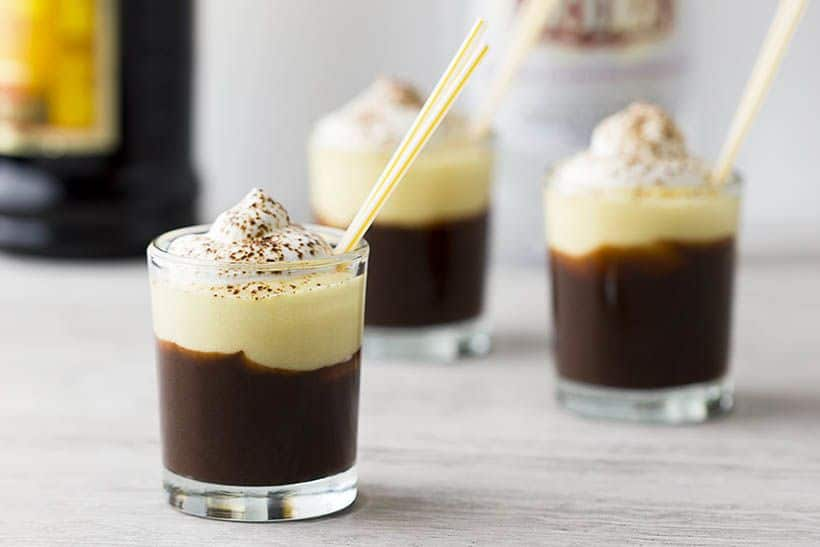 Frothy Whipped Coffee White Russian 3