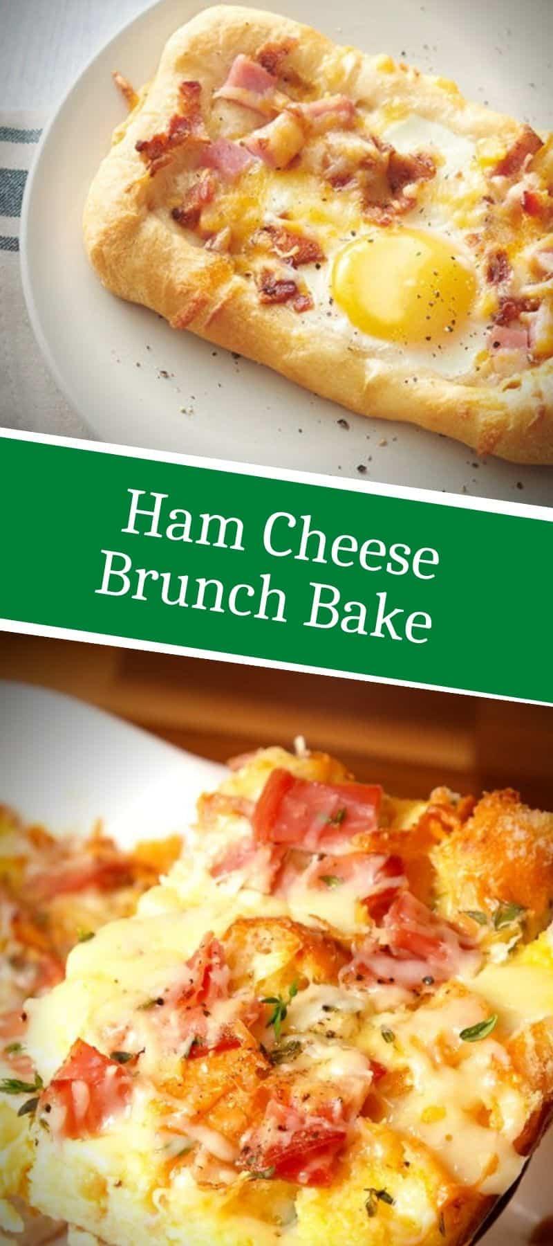 Ham Cheese Brunch Bake Recipe 3
