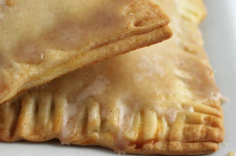 Frosted Brown Sugar Cinnamon Pop Tarts