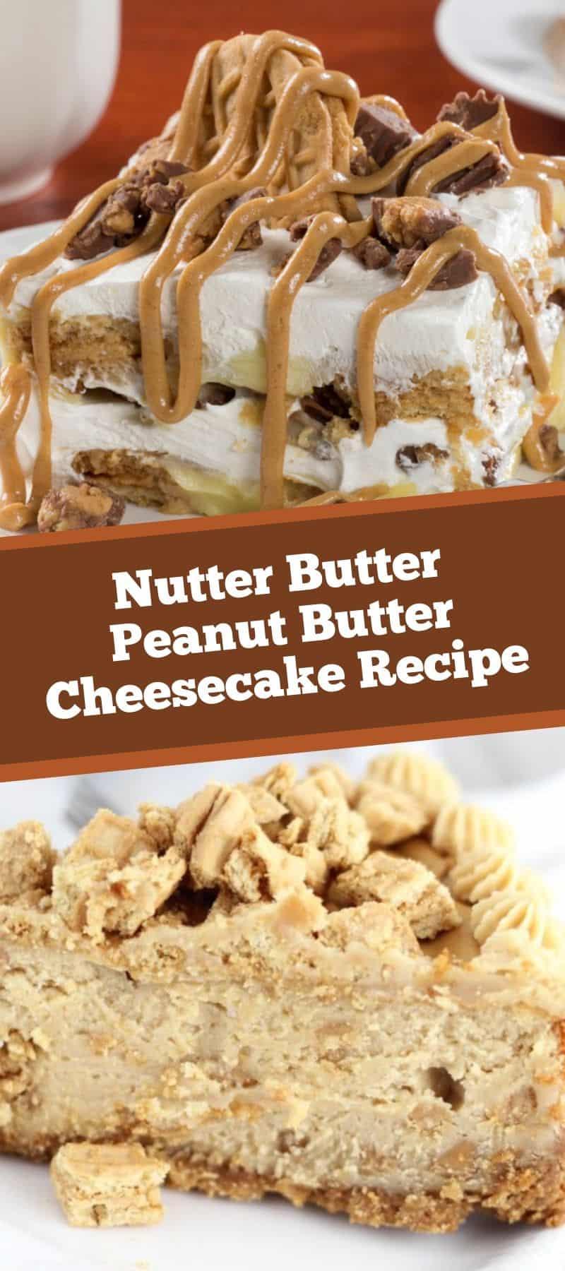 Nutter Butter Peanut Butter Cheesecake Recipe 3