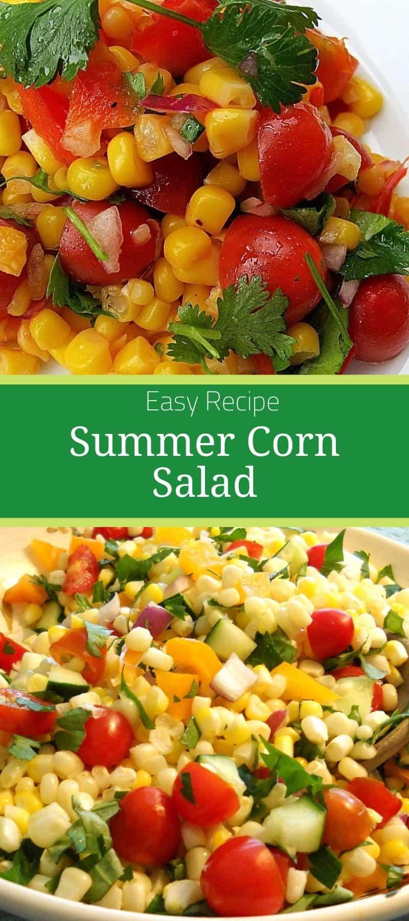 Summer Corn Salad Recipe 3