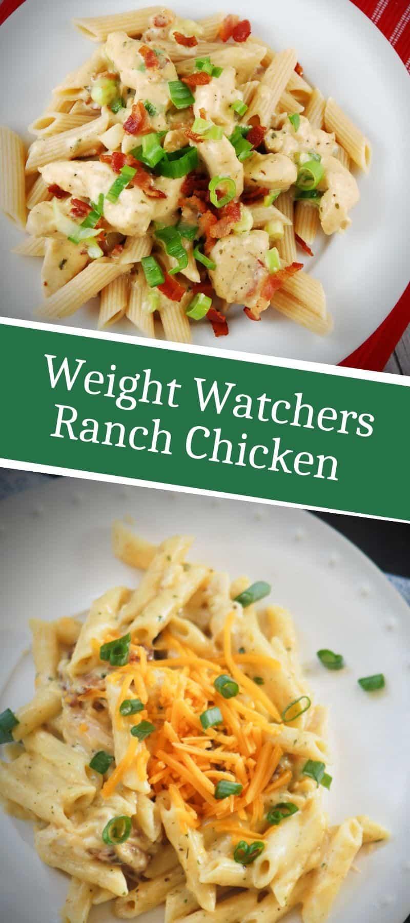 Weight Watchers Ranch Chicken Recipe 3